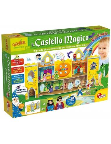 carotina-il-castello-magico-parlante