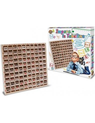 fatto-di-legno---impara-le-tabelline
