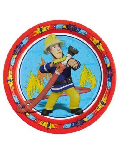 sam-il-pompiere-piatti-18x18-cm-pz8