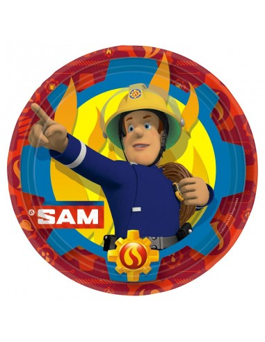 sam-il-pompiere-piatti-23cm-pz8