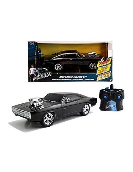 fast-&-furios-r/c-dodge-charger-70-1:24