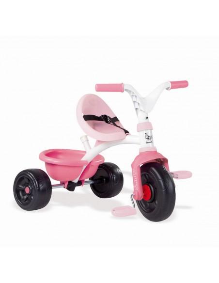 triciclo-be-fun-girl-ruote-silenziose