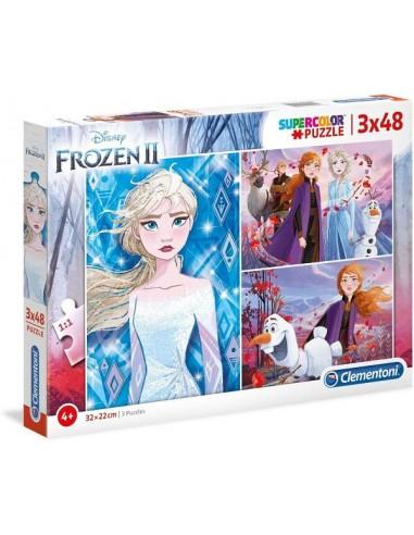 frozen-puzzle-clementoni-3x48
