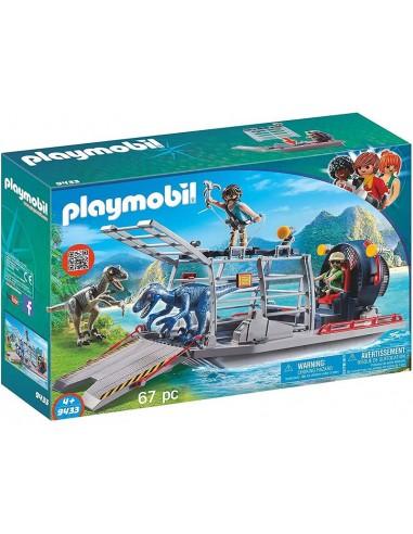 playmobil-barca-dinosauri-c/gabbia