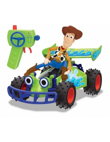 R/C TOY STORY BUGGY CON WOODY 1/24