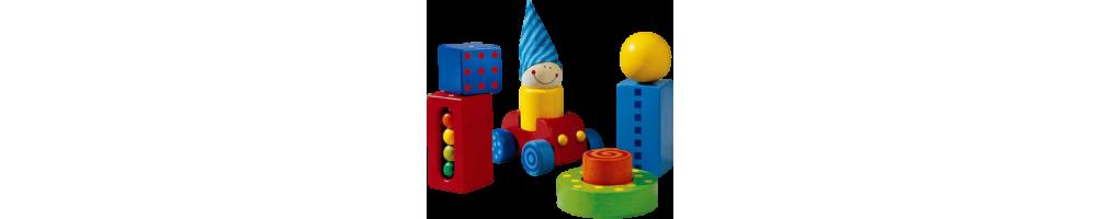 Giocattoli e Giochi Educativi per Bambini di tutte le età