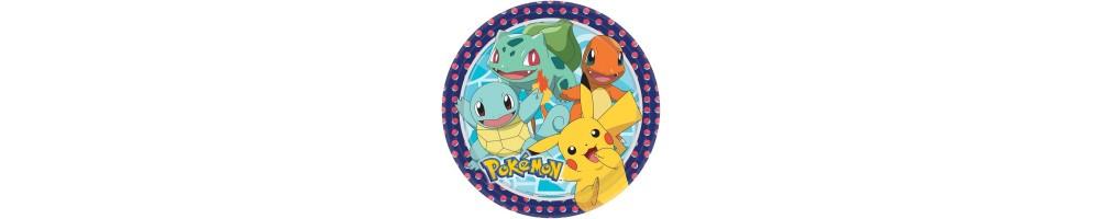 Coordinati Tavola per Feste Pokemon